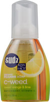 Kiss-My-Face-C-Weed-Sudz-Organic-Foaming-Soap-Sweet-Orange-And-Lime-028367835196