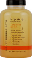 Deep-Steep-Tangerine-Melon-Honey-Bubble-Bath-17-fl-oz-674749100194