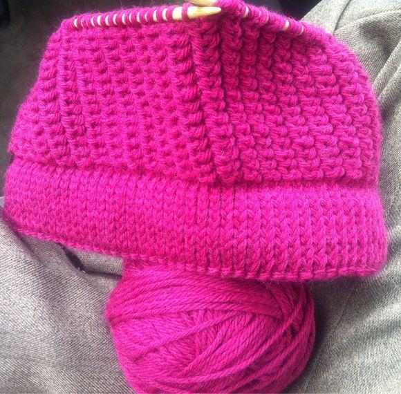 Knit Toboggan